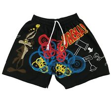 Vintage 1994 Looney Tunes Shorts Size Small XS Wile E Coyote 90's