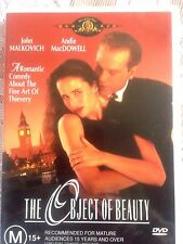 The Object Of Beauty (DVD, 2005) * USED *