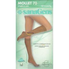 Sanagens Gambaletto Mollet 70 den 12 mmHg, mis.III, Nero OFFERTA