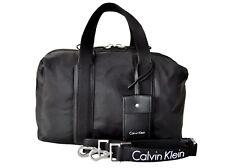 CALVIN KLEIN Tasche Handtasche Bowling Bag FLUID DUFFLE Schwarz NEU