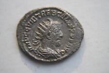 ANCIENT ROMAN TREBONIANUS GALLUS SILVER COIN 3rd CENT AD