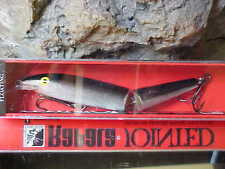 Rapala Jointed Minnow J13 S Color SILVER for Bass/Pike/Walleye/Musky/Pickerel