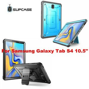 For Samsung Galaxy Tab S2 S3 S4, Genuine SUPCASE Case Tablet Cover w/ Screen