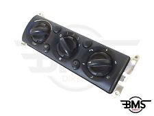 Bmw Mini One / Cooper / Cooper S Manual Calentador controles sin aire con R50 R52 R53