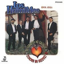 Humildes Hermanos Ayala : Mi Corazon No Obedece CD