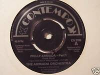 "ARMADA ORCHESTRA - Philly Armada - 7"" Single"
