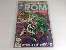Comics marvel rom 1984 VO etat proche du neuf mint collector