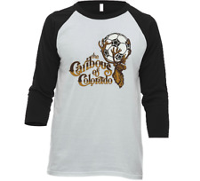 Colorado Caribous NASL Soccer Team T-Shirt with Logo | Multiple Styles & Colors