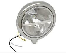 Drag Specialties 5 3/4in. LED Headlight, Top Mount L20-6114LED