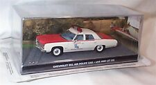 James Bond Chevrolet Bel Air Police Car Live & Let Die New in sealed pack