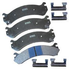 Disc Brake Pad Set-Stop Semi-Metallic Brake Pad Front Bendix SBM784