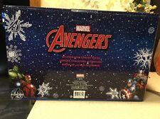 Avengers LED Lighted Street Fighting Scene Hulk Iron Man Thor Captain Christmas