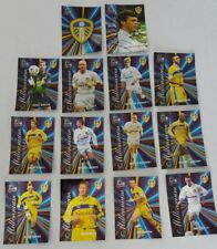 Verzamelkaarten: sport LEEDS UNITED REVIE ERA HEROES FRAMED CARD SET FREE POSTAGE