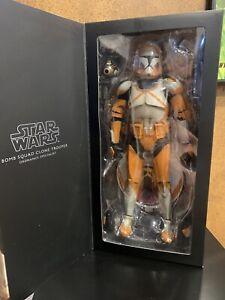 Sideshow Star Wars BOMB SQUAD CLONE TROOPER ORDNACE SPECIALIST (US)