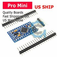 Arduino Pro Mini Board Free with Headers ATMEGA328P 16MHz 5V ATMEGA328 Mini Pro