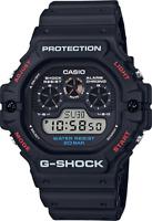 BRAND NEW CASIO G-SHOCK DW5900-1 BLACK DIGITAL RESIN LIMITED MEN'S WATCH NWT!!!!