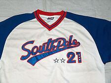 années 1990 southpole 21 Taille L 935 Athlétique Collection Tout joueur Ligue