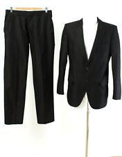 HUGO BOSS RED LABEL Anzug Gr. 48 / S 100% Baumwolle Sakko Hose Business Suit