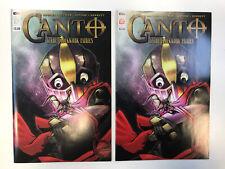 CANTO & CLOCKWORK FAIRIES ONE SHOT + 2ND PRINT SET IDW