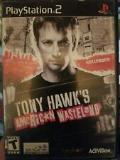 Tony Hawk's American Wasteland Playstation 2 PS2 Disc Only Tested