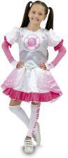 Mädchenkostüm Kleid Miracle Tunes rosa Cosplay Kostüm Verkleidung GR. S B-WARE