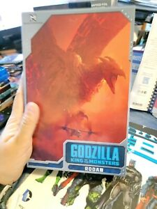 Rodan Action Figure Godzilla King Of The Monsters NECA 2019