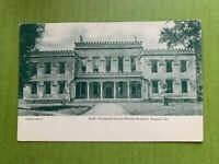 ANTIQUE POSTCARD RICHMOND MILITARY ACADEMY, AUGUSTA, GA.