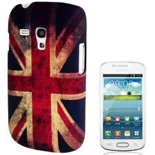 Hardcase Schutzhülle für Samsung i8190 Galaxy S3 Mini Retro Flagge England Cover