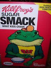 Sugar Smack Drug Em Killfrog designer vinyl figure (MIB)PoPaganda by Ron English