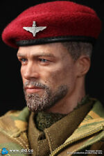 DRAGON IN DREAMS DID 1/6 SCALE WW II BRITISH CHARLIE BEARDED FACE K80135A
