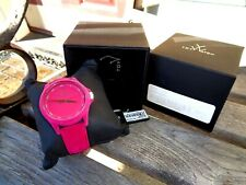 Toy Watch ladies pink velvet ladies watch NEW! $149.99