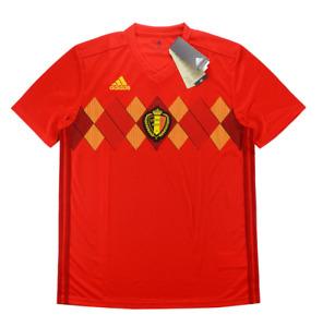 Belgium National Football Team Home Jersey 18/19, BNWT