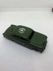 DINKY Meccano  170 FORD FORDOR SEDAN export issue US Army Staff Car export 1952