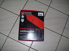 Schnittschutz-LATZHOSE EVO 689-0-2900-XL Salopette, EN 381-5, CE 0302  Gr. xl