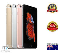 Apple iPhone 6S 64GB 4G LTE Grey,Gold,Silver,Rose Gold UNLOCKED AU Sel Free Exp