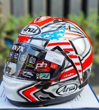 ARAI Full Face Helmet RX-7X HAYDEN LAGUNA Nicky Hayden Replica Model