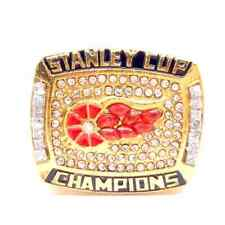 NHL 1998 Detroit Red Wings Championship rings