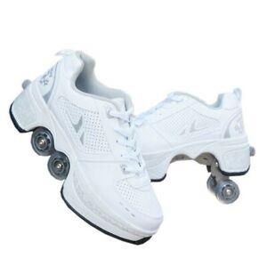 Kick rollers shoes skates as seen on Tik Tok - all sizes. Free postage