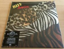 "Kiss-Animalize 12"" Vinilo Lp Sellado"
