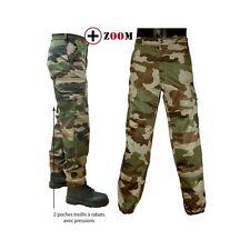 Pantalon Militaire Français modèle F2 camo CE OTAN - NEUF