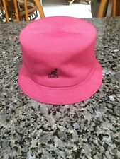 1360e9c73e0e9 KANGOL Tropic Lahinch Bucket Hat. 3629BC. Pink. Sz. Small.