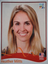 Panini Heather Mitts USA FIFA Frauen WM 2011 Germany