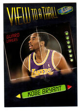1997-98 ULTRA #3 KOBE BRYANT VIEW TO A THRILL