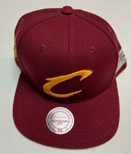 Mitchell & Ness Cleveland Cavaliers 2016 NBA Finals Champions Snapback Hat Cap