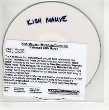 (GT953) Kish Mauve, Morphine / Come On - DJ CD