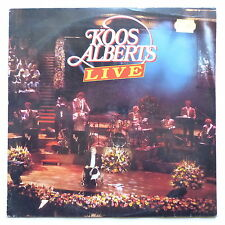 KOOS ALBERTS Live 655307 1