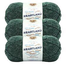 Lion Brand Yarn 136-180 Heartland Yarn, King's Canyon (Pack of 3 skeins)