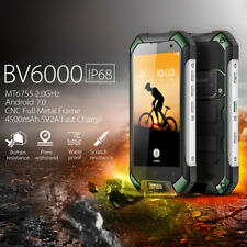 4.7'' Blackview Bv6000 4g Android 7.0 Octacores 3 32gb 13mp 4500mah Impermeabile
