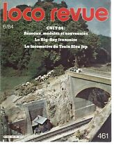 LOCO REVUE N°461 TECHNIQUES ET MATERIAUX / BB 9 201 A 92 92  / DECO ET PEINTURE