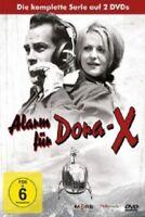 ALARM FÜR DORA X - DIE KOMPLETTE SERIE  2 DVD  S.SESSELMANN/P.W.STRAUB/UVM  NEU